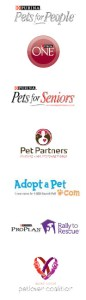 Purina sponsors many of the best-known programs in animal shelter work.