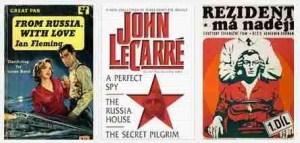 Russian spy novels