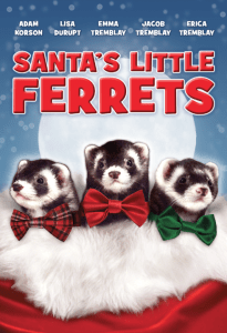 """One of the more recent & more bizarre efforts to """"rebrand"""" ferrets."""