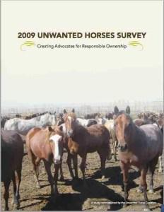 Unwanted Horse survey