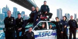 "The ASPCA law enforcement team during ""Animal Precinct"" days,  2001-2008."