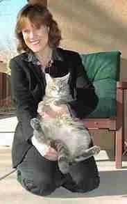 Albuquerque Animal Welfare Department chief Barbara Bruin (AAWD photo)