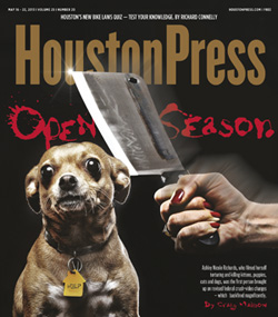 Houston Press crime reporter Craig Malisow has closely covered the Brent Justice / Ashley Nicole Richards case from the beginning.