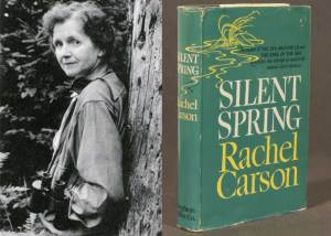 Malathion is among mildest of the organophosphate family of pesticides, that were of most concern to Rachel Carson.