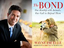 Wayne Pacelle in his book The Bond extensively discusses his ideas about campaigning against factory farming.