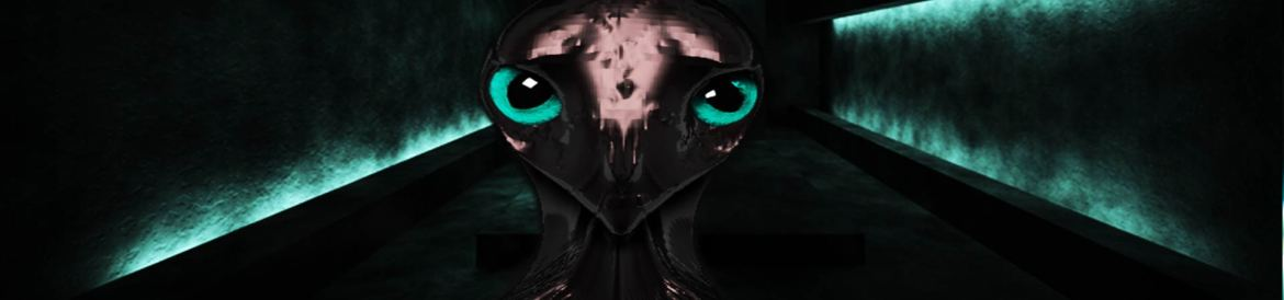 Animated visions contact banner