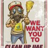 Cleanup UAE_We want you 2