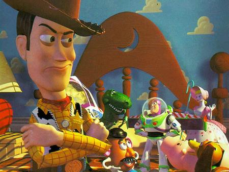 Toy Story the First