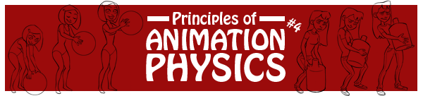 Principles of Animation Physics - Gravity and Balance