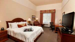 Standard King Bedroom with room service