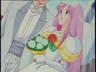 Your Bad Anime Night Needs: Wedding Peach