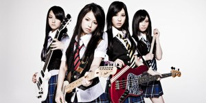 Scandal J-pop band