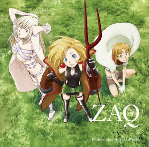 Junketsu no Maria-ZAQ