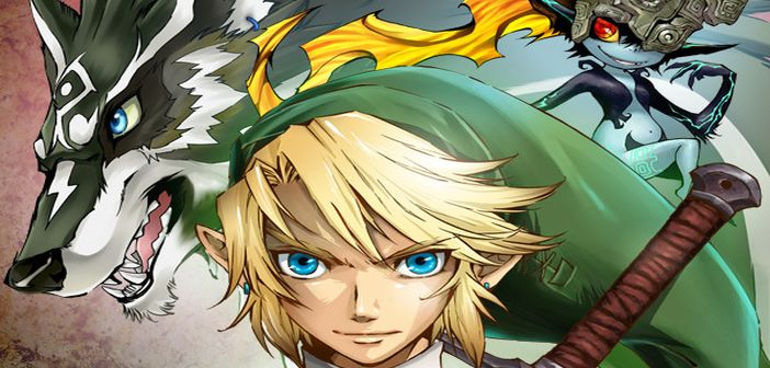 Zelda – Twilight Princess par Akira Himekawa