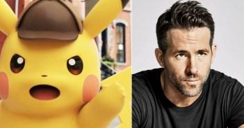 WTFriday: Ryan Reynolds dans la peau de Pikachu?!