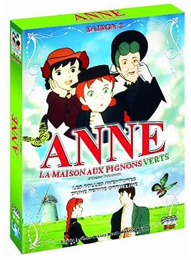 Anne la maison aux pignons verts saison 2 for Anne la maison aux pignons verts film