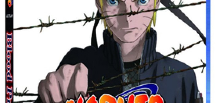 Naruto - Blood Prison • Blu-ray