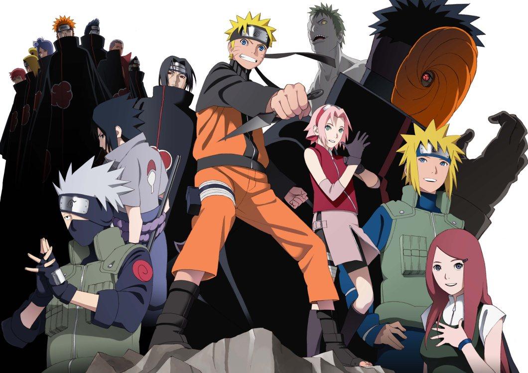 Adakah Karakter Dalam Naruto yang Asli?