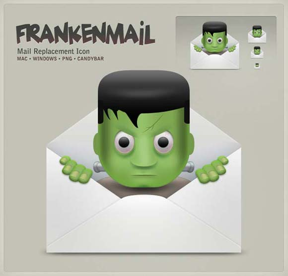 Frankenmail mail icon