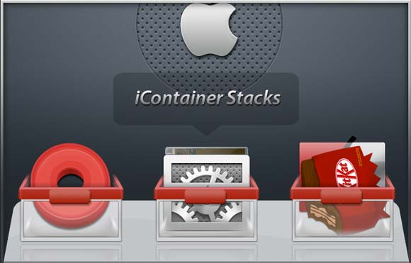 icontainer icons