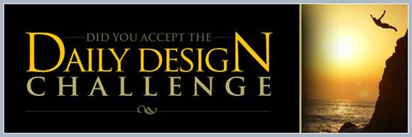 Daily Design challenge