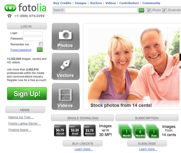 Know more about royalty free stock image site: Fotolia