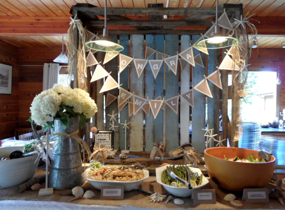 Beach Theme Party An Inspired Kitchen
