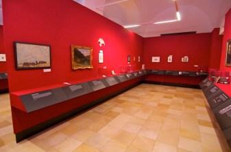 Monastery exhibition