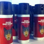 Skyddssprej för hunden