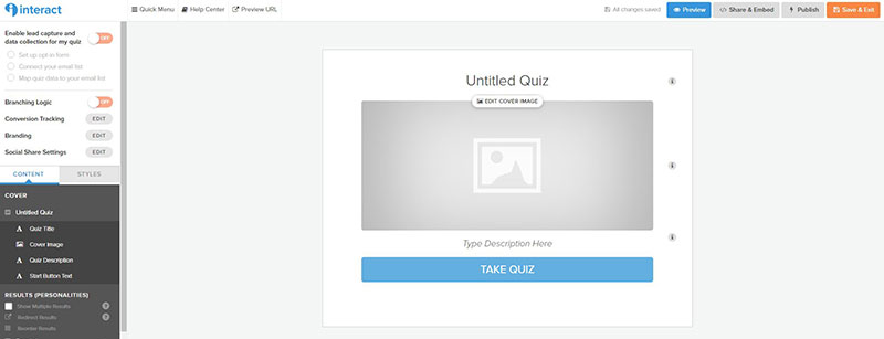 AnitaM | How to grow your mailing list with interactive quizzes