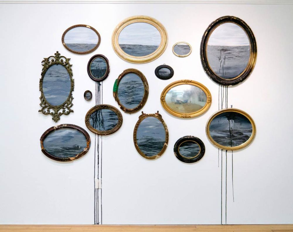 Anja Marais, 2014, Mixed Media and Found Objects, Dimensions Variable