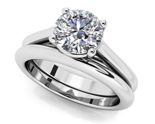 Medium Of Wedding Ring Sets