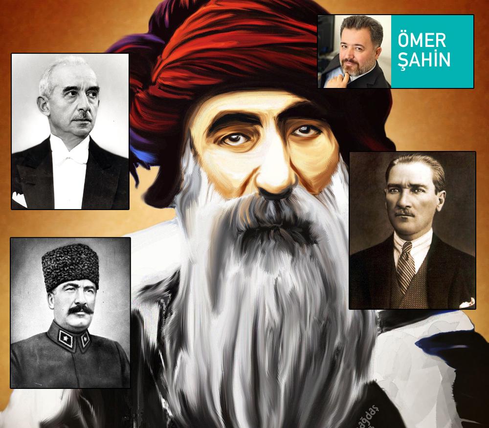 """Atatürk'ün Seyit Rıza ile """"Çözüm Süreci"""""""