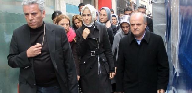 Sümeyye Erdoğan'ın bütün korumaları değişti