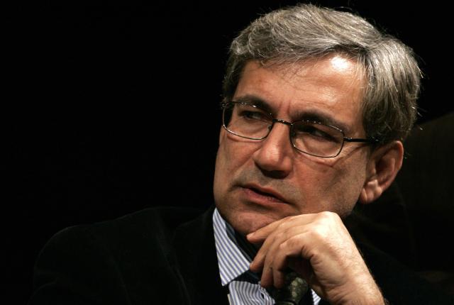 Turkish Nobel literature laureate Orhan
