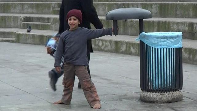 İstanbul'u dinliyorum, gözlerim açık: Suriyeli çocuklar