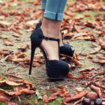Fall is A Tough Time On A Woman's Feet