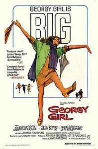 Georgy Girl Film Poster