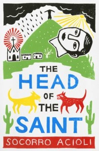 head of the saint