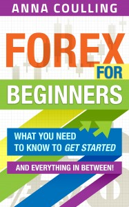 Forex For Beginners Cover 1 - Purple