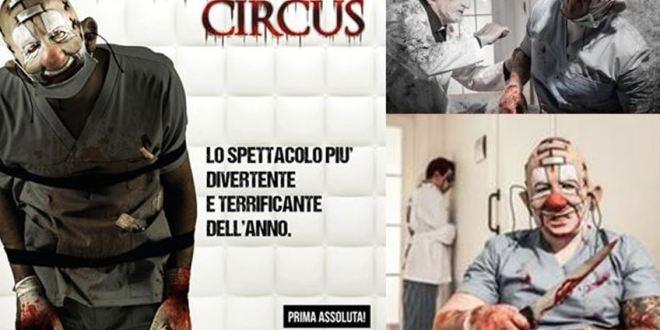 Psychiatric Circus dove la blasfemia e satana sono di casa