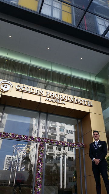 First look & review of Golden Phoenix Hotel Manila