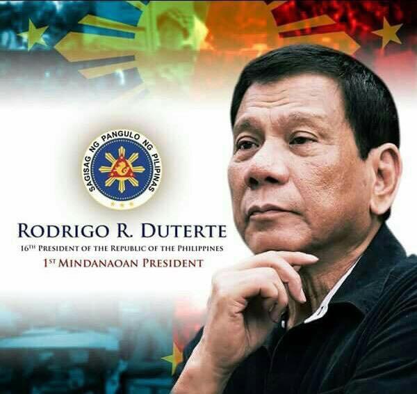 Transcript: inaugural speech of President Rodrigo Roa Duterte