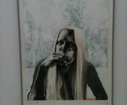 Kunst_mit_Verfallsdatum_Saatchi_Galerie_London_England_Anna_Szermanski_Collage_Papier_Kunst_Puppe_Plastik_6