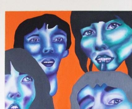 """Nude 14"",  2009 Öl auf Leinwand, 40x50 cm"