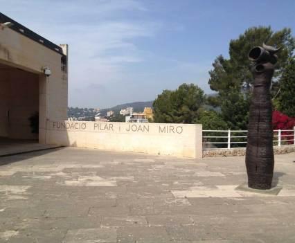 Fundacio_Pilar_y_Joan_Miró_ Palma_Mallorca_Anna_Szermanski_Stiftung_Atelier_Surreallismus_Skulptur_Park_Ausstellung_zeitgenössische_Kunst_6