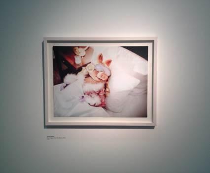 Bling_Bling_Baby_Anna_Szermanski_NRW_Forum_Düsseldorf_Fotografie_Glamour_David_LaChapelle_Ochsenknecht_MIss_Piggy_2