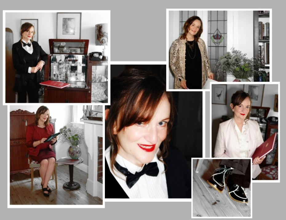 Sample of Outfits of Anne Fitzgerald - Blue Mountains Celebrant