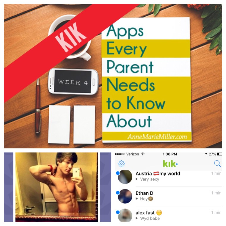 Apps Every Parent Needs to Know About Kik