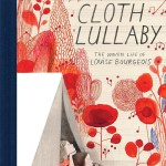 Cover of Cloth Lullaby, showing girls in a tent looking at garden